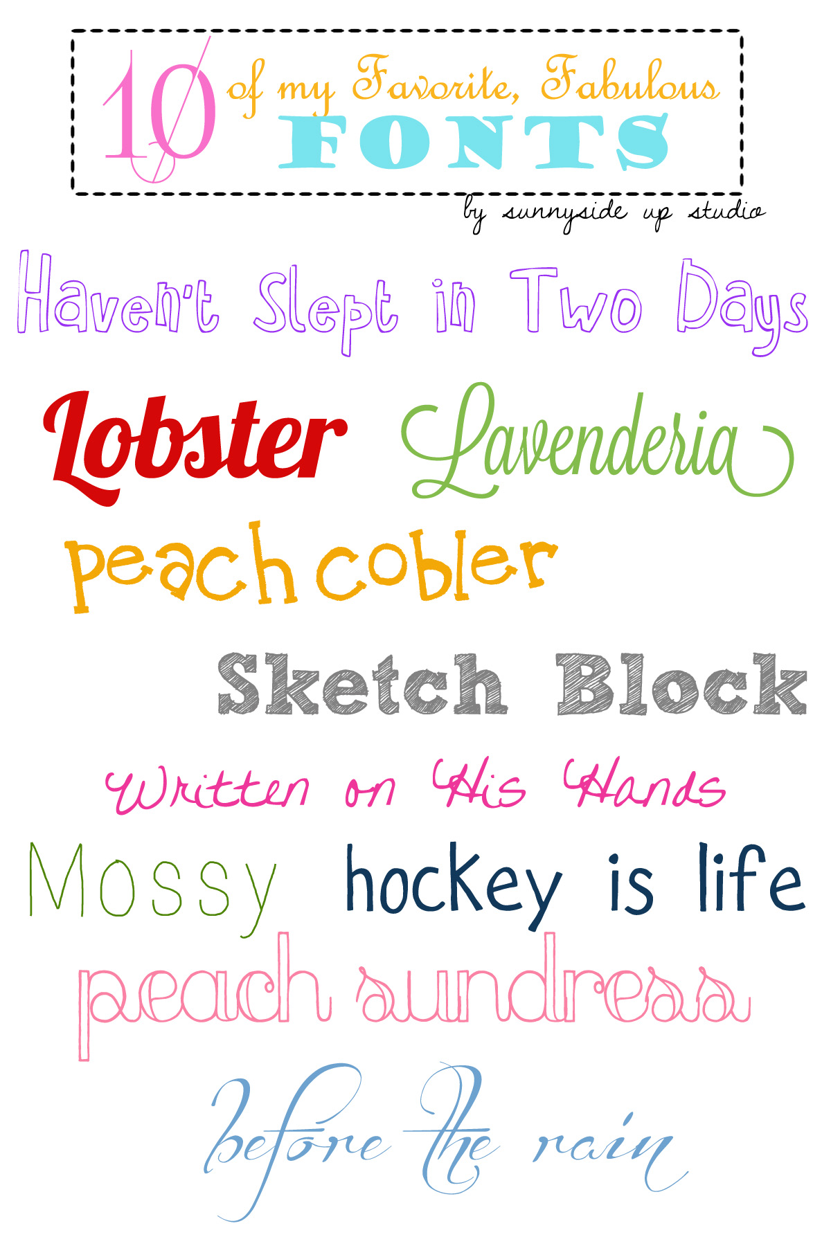 Cute block fonts 10 fabulous fonts